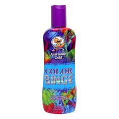 Color Binge by Australian Gold Indoor / Outdoor Tanning Lotion Safe Tanning, Best Tanning Lotion, Best Lotion, Tanning Tips, Suntan Lotion, Tanning Products, Outdoor Tanning, Gold, Fake Tan