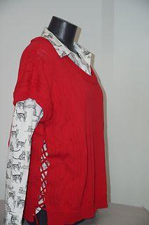 Tanyarzh's Women's vest cotton Moscow, Vest, Knitting, Cotton, Mens Tops, Fashion, Moda, Tricot, Fashion Styles