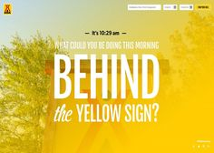 At KOA's www.BehindTheYellowSign.com microsite by LRXD, visitors see video and photo content of people engaged in camping activities that coincide with...