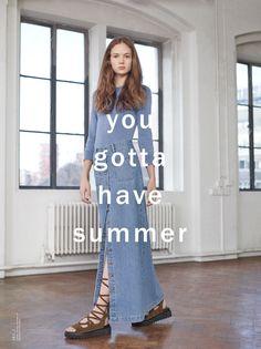 You gotta have Summer-TRF-LOOKBOOK | ZARA 대한민국