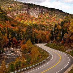 Kancamagus Highway - White Mountains, New Hampshire