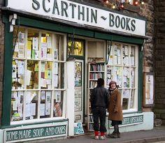 Scarthin. Cromford, Derbyshire (R. Unido)
