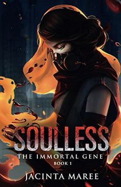 Title: Soulless: The Immortal Gene - Book 1 Author: Jacinta Maree You can find more information on the book by vis. Soulless - The Immortal Gene Fantasy World, Dark Fantasy, Fantasy Art, Character Concept, Character Art, Concept Art, Fantasy Characters, Female Characters, Drawn Art