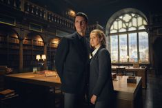 A Discovery of Witches TV News - first official photos of Matthew Goode and Teresa Palmer as Matthew Clairmont and Diana Bishop; SkyOne TV trailer of A Discovery Witches, behind the scenes shots of cast/locations and more! Matthew Goode, Teresa Palmer, Alex Kingston, A Discovery Of Witches, Richard Madden, Downton Abbey, Buffy, Vampires, Witch Tv Series