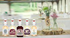 Kicsi és finom: ideális esküvői köszönő ajándék! | Villányi Pálinka