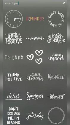 Instagram Font, Instagram Emoji, Instagram Editing Apps, Iphone Instagram, Instagram And Snapchat, Insta Instagram, Instagram Quotes, Instagram Frame, Creative Instagram Photo Ideas