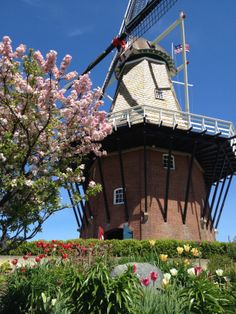 1000 Images About Windmill Island Gardens On Pinterest Windmills Holland And Michigan
