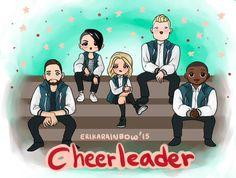 """Pentatonix - """"Cheerleader"""" - #soon"""