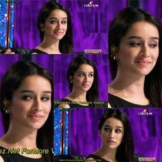 Shraddha Kapoor Expressions