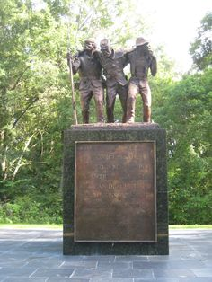 African American Monument,  Vicksburg National Military Park, Vicksburg, Mississippi.