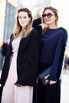 Style...Anna Rike // www.annarike.com // Moderosa & Anna Rike Paris Fashion Week 2015