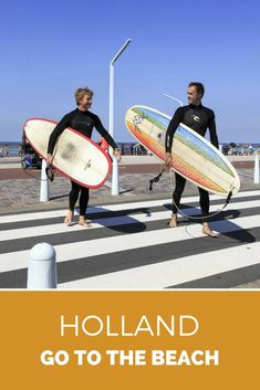 Visit Holland in summer: go to the beach in The Netherlands. If you're looking for a great beach in The Netherlands, visit The Hague beach (Scheveningen). Travel Guides, Travel Tips, Visit Holland, Europe Continent, Summer Surf, The Hague, North Sea, Surf Style, Huntington Beach
