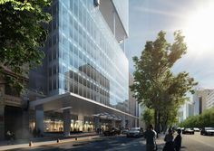richard meier & partners ideates twin reforma towers for mexico city