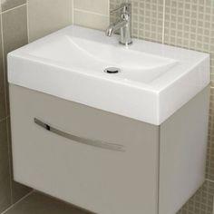 Scoop Basin bathroom sink