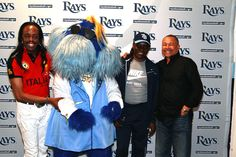 Thanks again to Earth Wind & Fire! They put on a great show at the Trop on Saturday June 30th. Even Raymond had a blast.