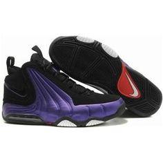 new styles d3067 dc089 407703 004 Nike Air Max Wavy Black Purple D28004 Purple Nikes, Purple  Sneakers, Black