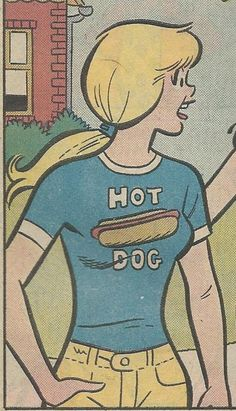 From Archie's Girls Betty and Veronica #237. Archie Comics Betty, Archie Comic Books, Comic Books Art, Comic Art, Archie Comics Riverdale, Comics Vintage, Vintage Pop Art, Creation Art, Comic Book Panels