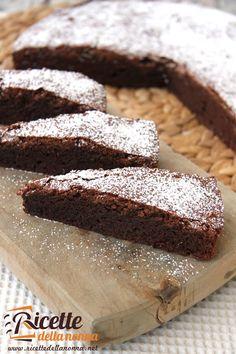 Ricetta torta al cioccolato supercioccolatosa