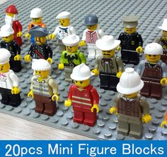 20pcs/lot City Movie Decool Minifigures Building Blocks Set Figures Christmas Birthday Gifts Bricks toys Compatible Legoe #>=#>=#>=#>=#> Click on the pin to check out discount price, color, size, shipping, etc. Save and like it!