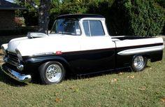 For Sale: 1959 Chevrolet Apache | Hotrodhotline.com
