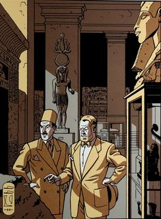 Black Et Mortimer, Adventure Aesthetic, Ligne Claire, Pulp, Bd Comics, Comic Drawing, Comic Styles, Comic Page, Art Graphique