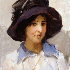 Isaac Israëls – Portret van een meisje in Kröller-Müller Museum
