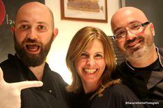 Con Andrea De Bellis della Pasticceria De Bellis e Andrea Dolciotti di Inopia foto di Sara De Bellis Sali Speziati