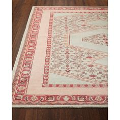 Lyndwood Rug ($1,999) ❤ liked on Polyvore featuring home, rugs, hand knotted area rugs, wool area rugs, hand knotted wool area rugs, flatweave rugs and flat woven wool rug