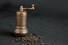 Black pepper fights the formation of fat cells.  Researchers in South Korean have found that piperine -- the pungent-tasting substance that gives black pepper its characteristic taste -- blocks the formation of new fat cells.