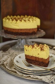 Food N, Food And Drink, Cheesecakes, Food Inspiration, Coffee Shop, Mousse, Sweet Treats, Dessert Recipes, Pie