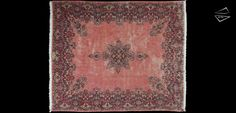 Kerman Oversize Square Carpet 10'0″ X 12'6″