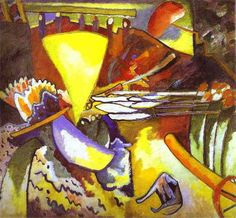 Improvisation 11, a painting was originally hand painted by Wassily Kandinsky(1866-1944), he was a Russian painter and art theorist. Description from godpaint.com. I searched for this on bing.com/images