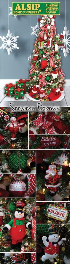 Snowman Express 2017