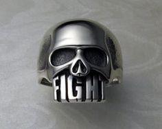 Hugh's fight ring