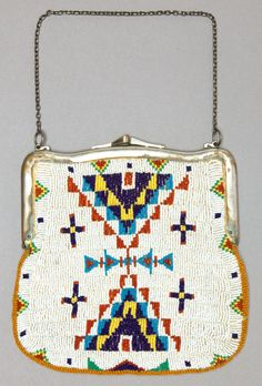 Sioux purse, 1900