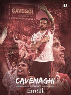 Fernando Cavenaghi. River Plate #futbolriverplate