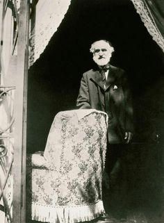 The last photo of Maestro Verdi 1900