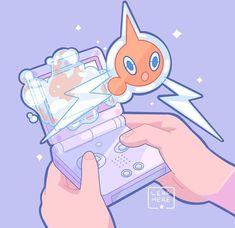 O Pokemon, Pokemon Memes, Pokemon Fan Art, Pikachu, Cute Kawaii Drawings, Kawaii Art, Cute Pokemon Pictures, Good Vibe, Cute Art Styles