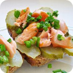 10 pomysłów na zdrowe śniadanie Salmon Burgers, Poland, Ethnic Recipes