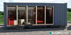 Casa Minimalista En Container Nueva - Contenedores - Capital Federal - $ 220.000,00 en MercadoLibre