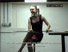 "Chris Cunningham, ""Mental Wealth"" Sony, 2000"