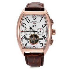 Forsining F201672801 Men Auto Mechanical Watch
