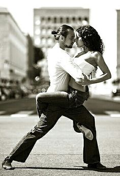 Bild Idee Shooting Tanzen