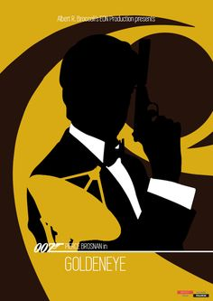 James Bond 007 - Poster Special Edition - GoldenEye 2