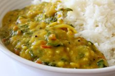 Nothing can beat south Indian style palak pappu and a bowl of hot rice topped with ghee it is very comforting  light and delicious for lunch or dinner.  Serve along with papad. Recipe by Gauravi. In association with Preethi Kitchen Appliances. #MothersDayContest.    --> http://ift.tt/1WJTcFH #Vegetarian #Recipes