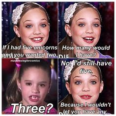 Haha lol so me Dance Moms Quotes, Dance Moms Funny, Dance Moms Dancers, Dance Mums, Dance Moms Girls, Funny Mom Jokes, Really Funny Memes, Funny Relatable Memes, Hilarious