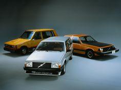 Volvo concept cars.