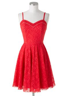 dELiAs > Neon Lace Skater Dress- I don't love this color, there is also grey and teal, but I can't see the teal