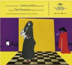 FALLA El amor brujo - Lehmann - Deutsche Grammophon