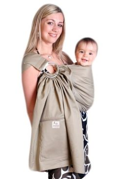 Special Offers - Zolowear Organic Cotton Baby Sling Khaki X-Small - In stock & Free Shipping. You can save more money! Check It (June 18 2016 at 07:03AM) >> http://babycarseatusa.net/zolowear-organic-cotton-baby-sling-khaki-x-small/